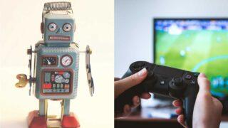 ロボット?Scratch?